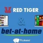 Red Tigerin ja Bet-at-homen yhteistyö