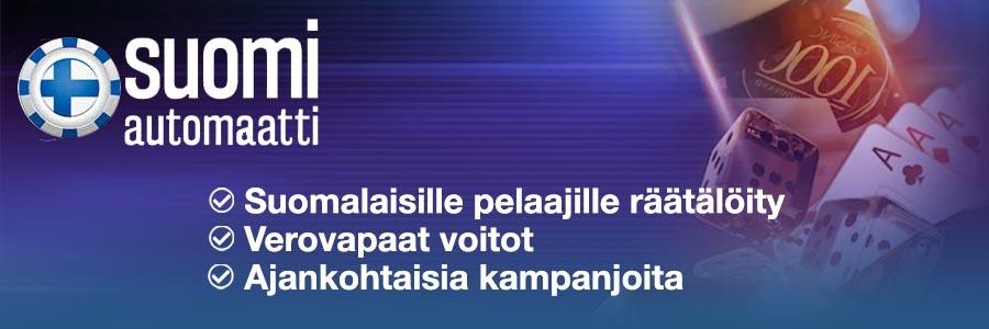 Suomiautomaatti 2 - Pelirahat