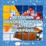 Betssonin joulukalenteri